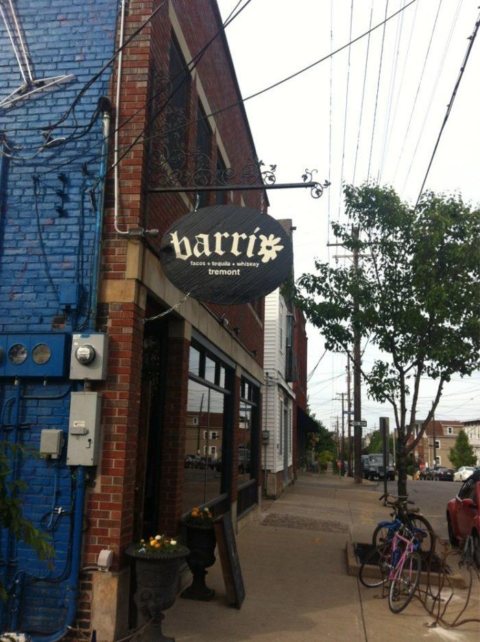9. Barrio (Cleveland)