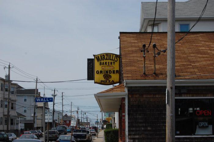 12. Marzillis Bakery, Fall River