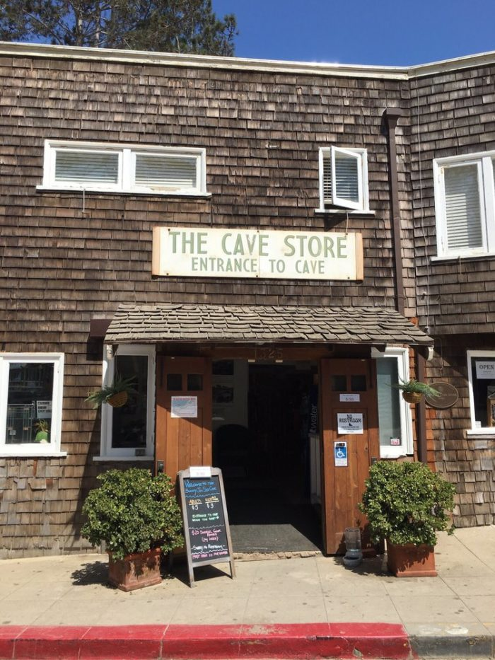 Okay. Back to The Cave Store...