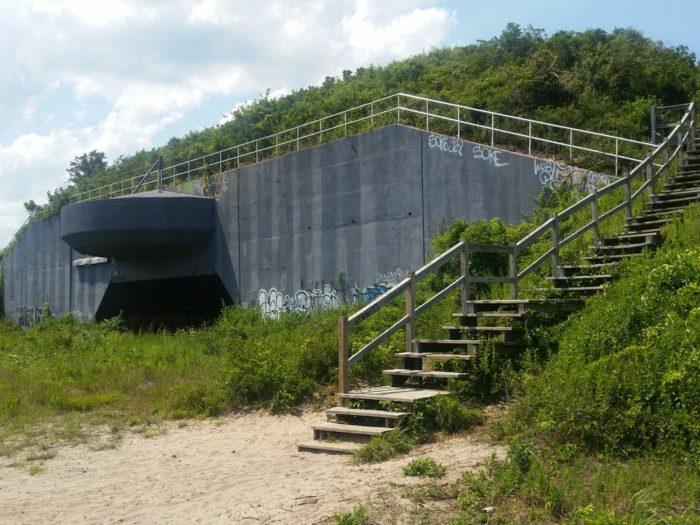6. Fort Tilden - Breezy Point