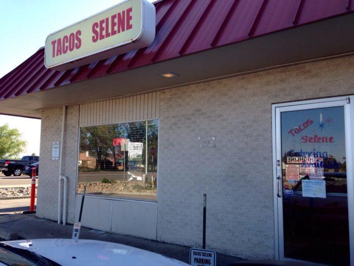 10. Tacos Selene (Aurora)