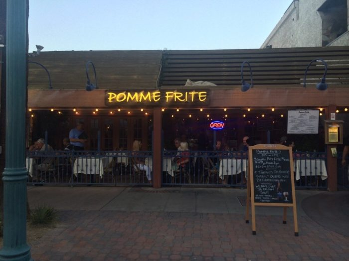 2. Pomme Frite -- Palm Springs