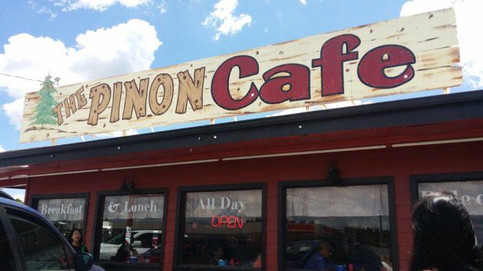 9. The Pinon Cafe, Payson