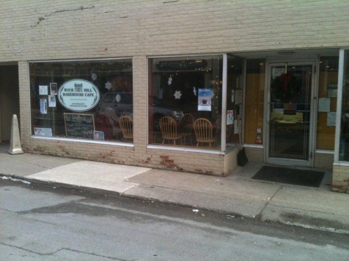 12. Rock Hill Bakehouse Cafe - Glens Falls