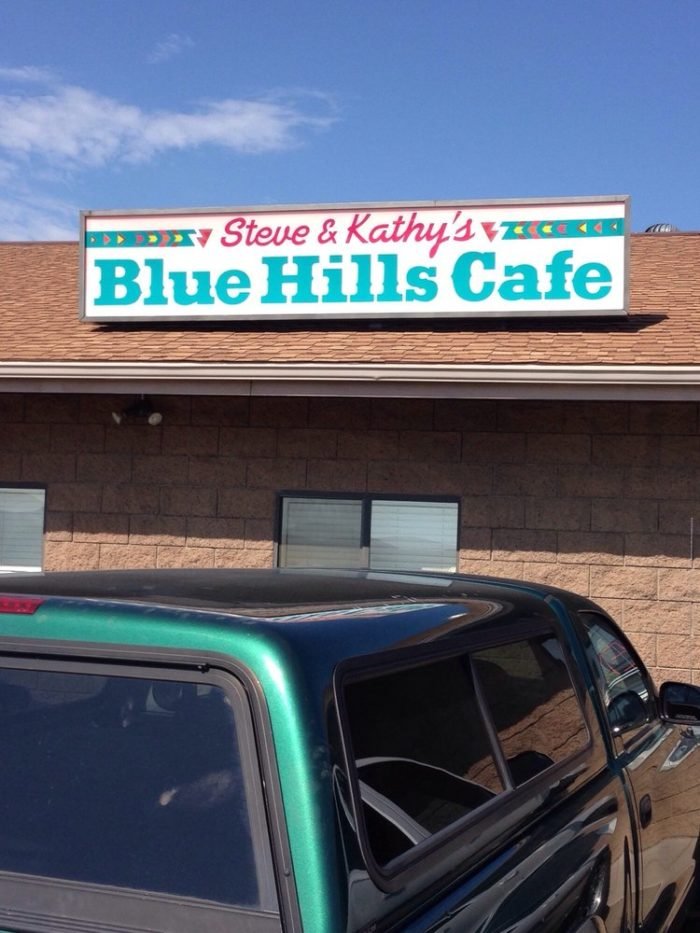 8 Steve & Kathy's Blue Hills Cafe, Dewey