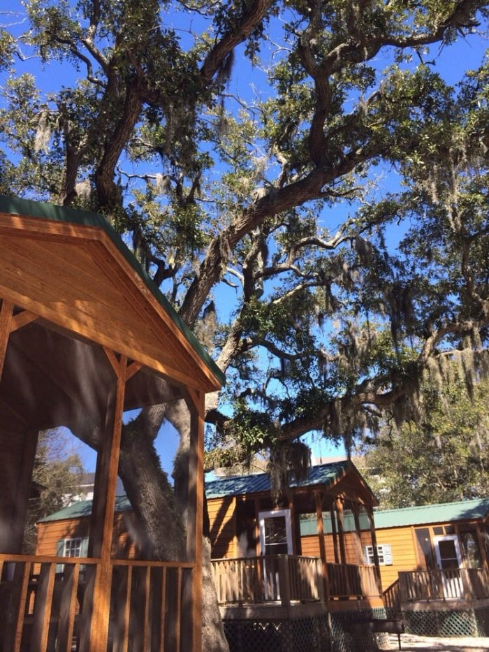 2. Tybee Island—River's End Campground: 5 Fort Ave, Tybee Island, GA 31328
