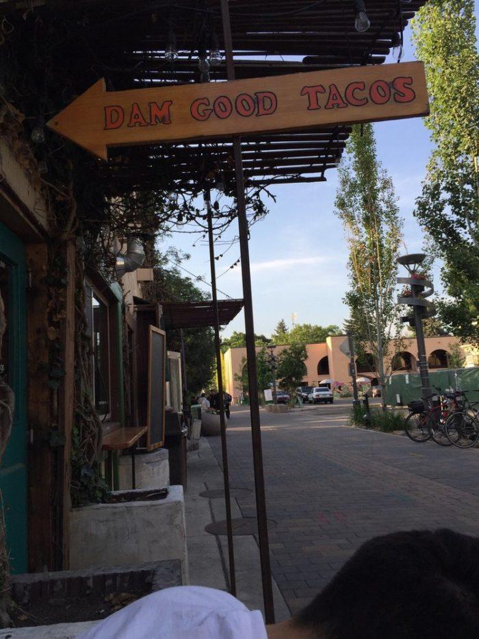 11. Dam Good Tacos (Fort Collins)