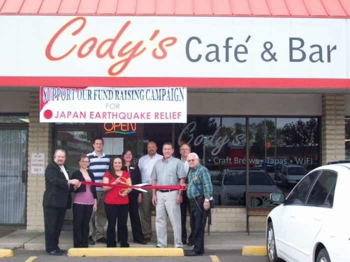 5. Cody's Cafe and Bar