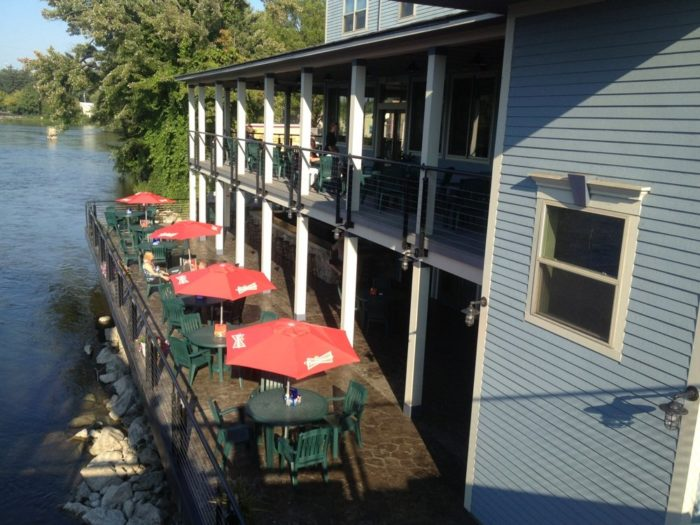 11. The Suds Factory River Grill - Baldwinsville
