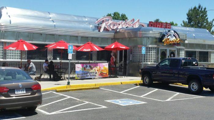 11. Rosie's Diner