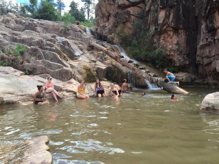 5. Water Wheel Falls