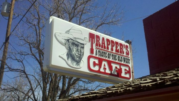 9. Trapper's Cafe, Taylor