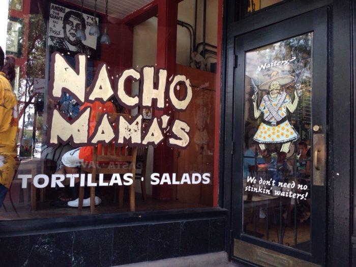 10. Nacho Mama's—976 Broad St, Augusta, GA 30901