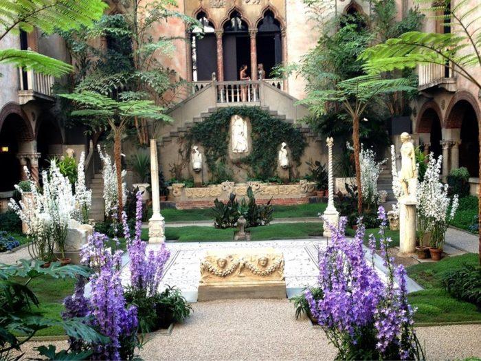 10. Isabella Stuart Gardner Museum