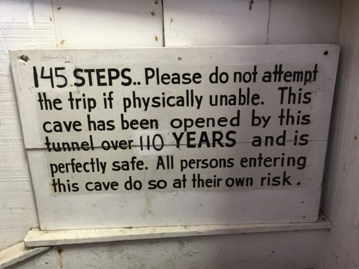 """Take note of the """"safe"""" part. They're not kidding -- it really is safe. Phew!"""