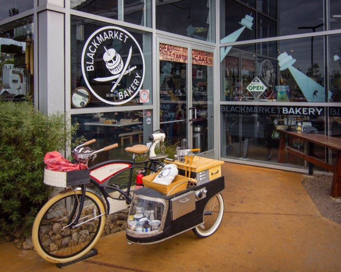 5. Blackmarket Bakery -- Costa Mesa, San Diego and Santa Ana.