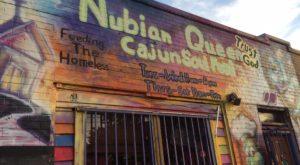 2. Lola's Nubian Queen Cajun Soul Food