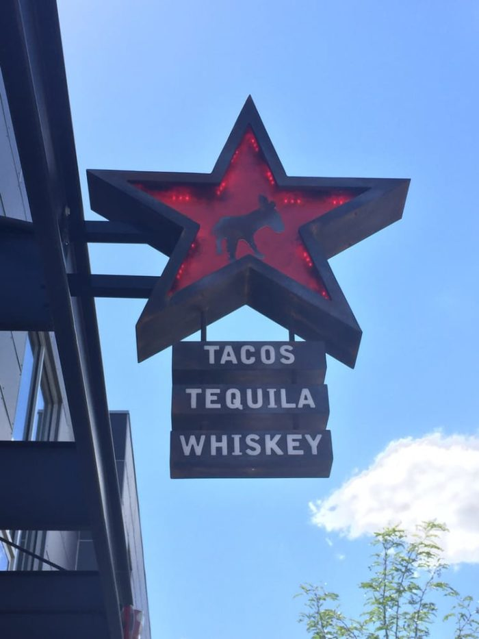 5. Tacos Tequila Whiskey