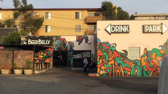 4. Beer Belly -- Los Angeles