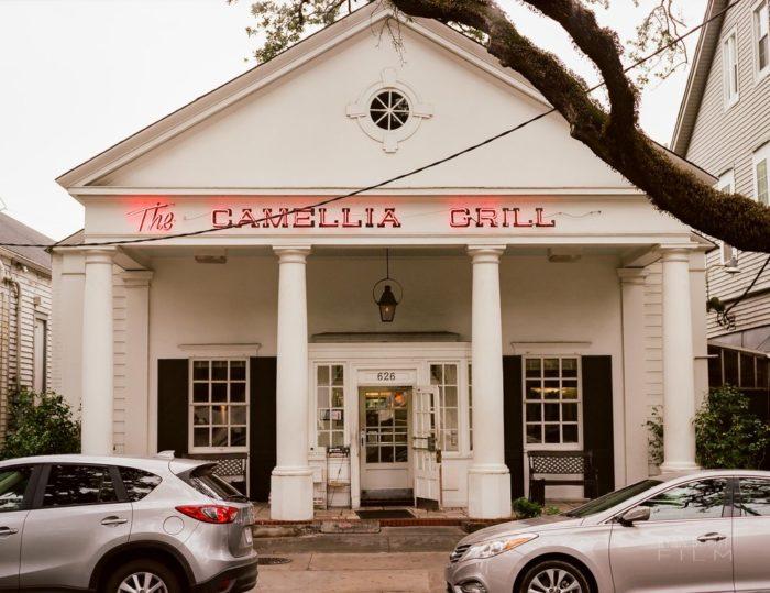 7) The Camellia Grill, 626 S. Carrollton Ave.