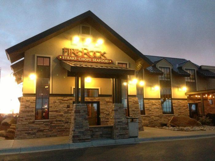 Firerock Steakhouse Casper