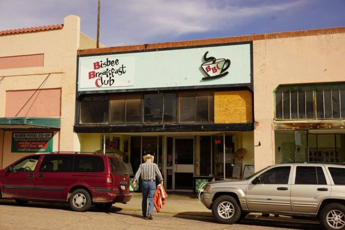 1. Bisbee Breakfast Club, Bisbee