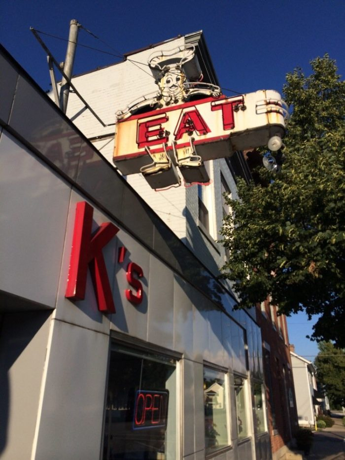 2. K's Hamburger Shop (Troy)