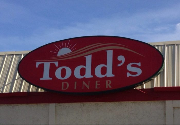 4. Todd's Diner (Gardner)