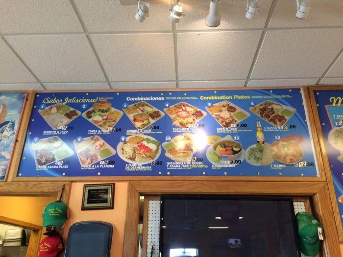 2. Tacos Jalisco (Dodge City)
