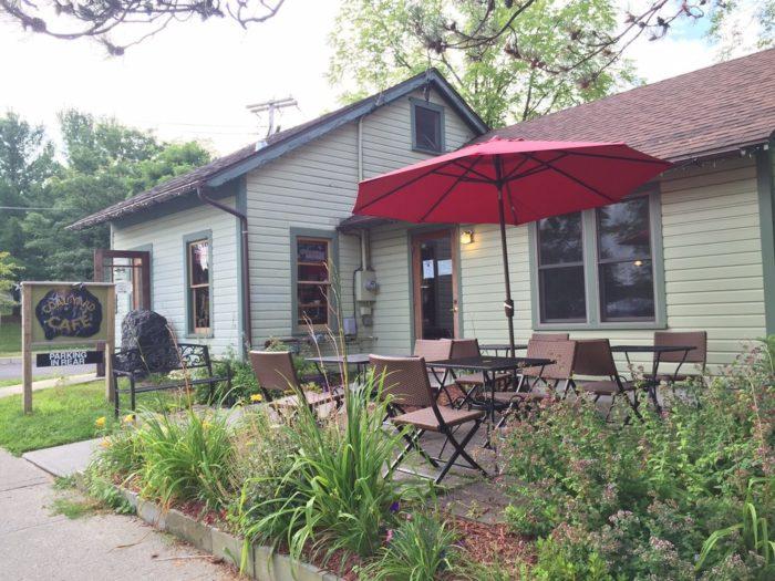 6. Coal Yard Cafe - Ithaca