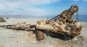This Creepy Deserted Wasteland Was Once A California Resort