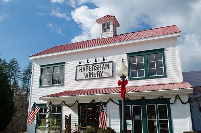 8. Sip on delectable wine at Habersham Winery.
