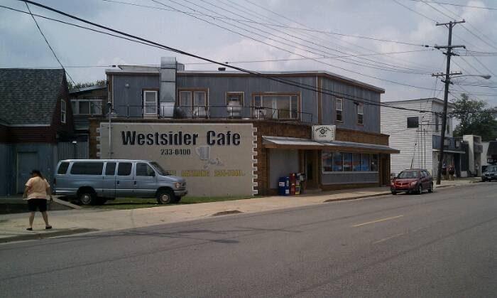 Westsider Cafe Menu Grand Rapids