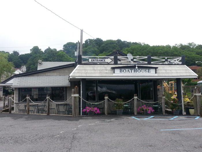 10. The Boathouse - Ossining
