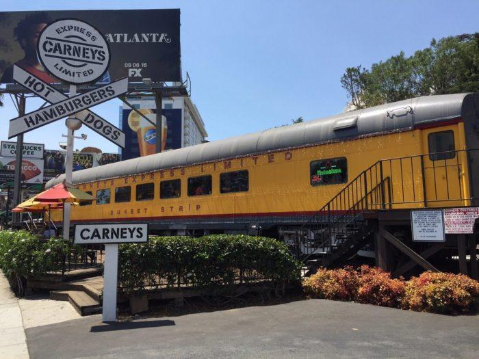 Hop Aboard Carneys Express!