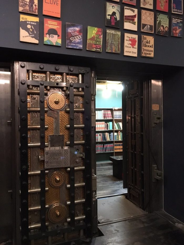 6. The Last Bookstore -- Downtown Los Angeles