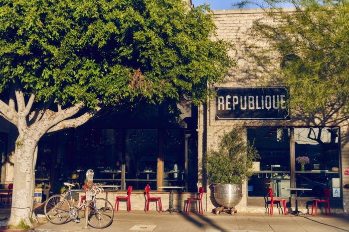 5. Republique -- Los Angeles