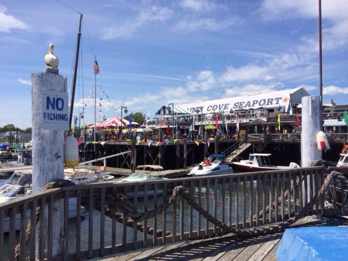 6. Captain's Cove Seaport (Bridgeport)