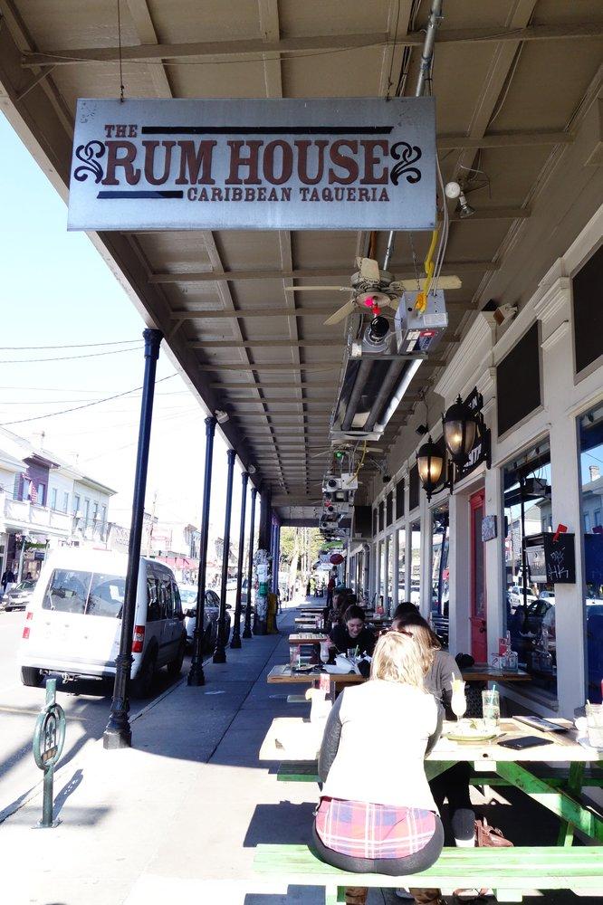 1) The Rum House, 3128 Magazine St.