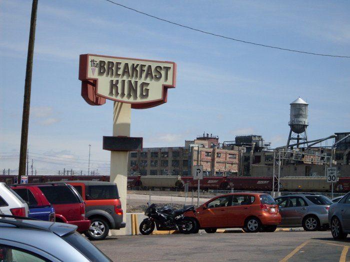 9. The Breakfast King