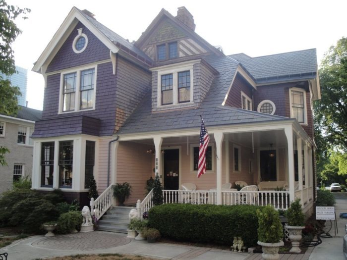 6. McNinch House, Charlotte