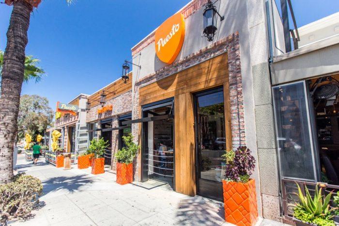 9. Puesto Mexican Street Food -- La Jolla, San Diego, and Irvine coming soon