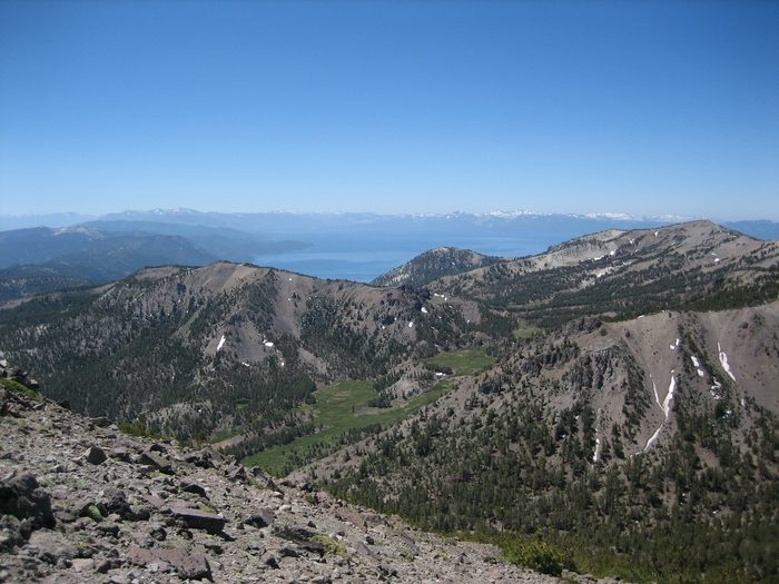 3. Mount Rose Trail - Incline Village