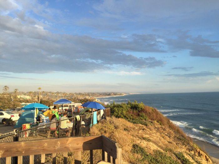 San Elijo State Beach Campground Go