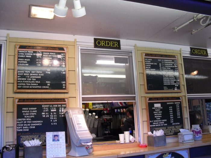 2. Denmo's Snack and Dairy Bar (Southbury)