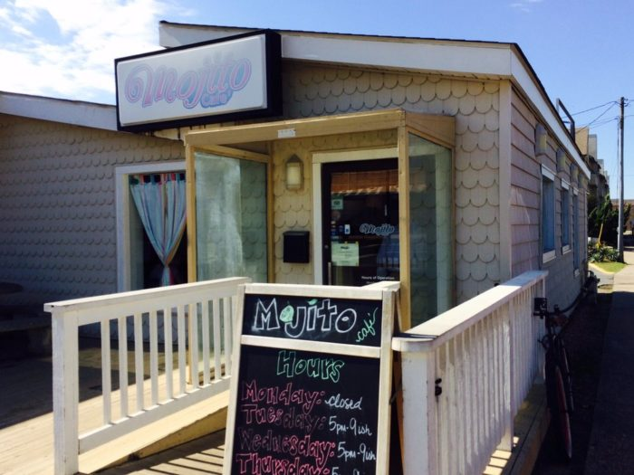 6. Mojito Cafe (Virginia Beach)