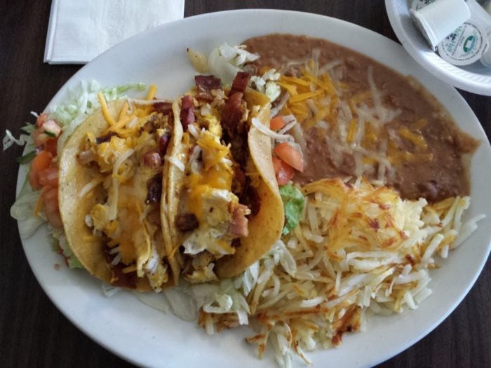 1. Casa Rivera's Taco Express, Oracle