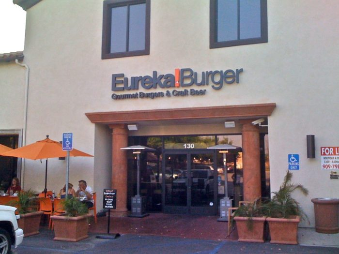 4. Eureka!Burger -- Redlands and other SoCal locations