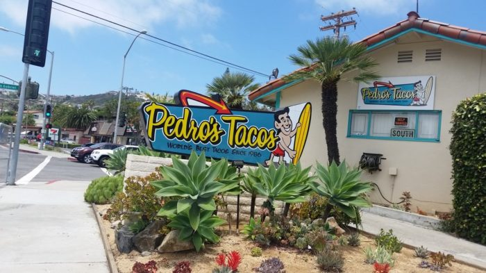 2. Pedro's Tacos -- San Clemente, Fallbrook and Oceanside