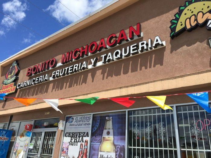 1. Bonito Michoacan (Kansas City)